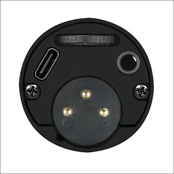 Micro bài đọc Audio Technica AT2100x-USB - Micro Dynamic USB cho streamer, học online, làm video Youtube - Hàng chính hãng