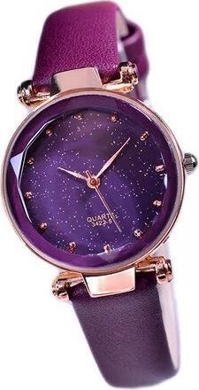 Đồng Hồ Nữ Ánh Sao Đêm Mặt Kim Tuyến Cao Cấp ZO71720