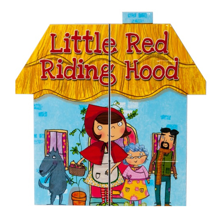 Clever Book: Little Red Riding Hood