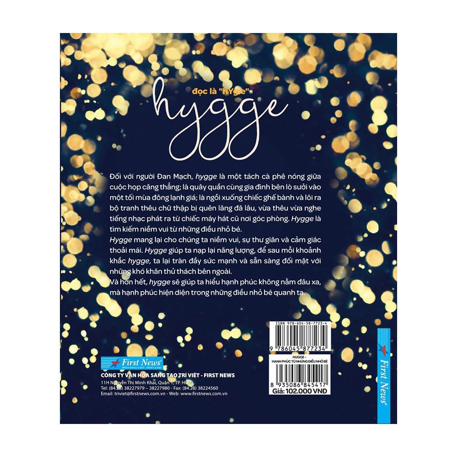 Hygge – Hạnh Phúc Từ Những Điều Nhỏ Bé