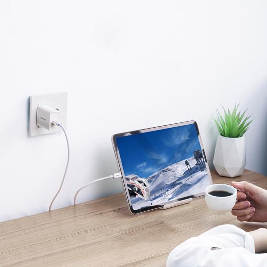 Cáp USB Type C to USB Type C kết nối sạc, truyền dữ liệu chính hãng Ugreen 60518 dài 1m