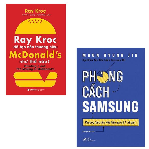 Combo Ray Kroc Đã Tạo Nên Thương Hiệu Mcdonald'S Như Thế Nào? + Phong Cách Samsung