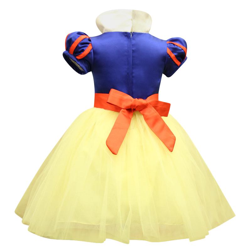 Váy Công Chúa Bạch Tuyết D291