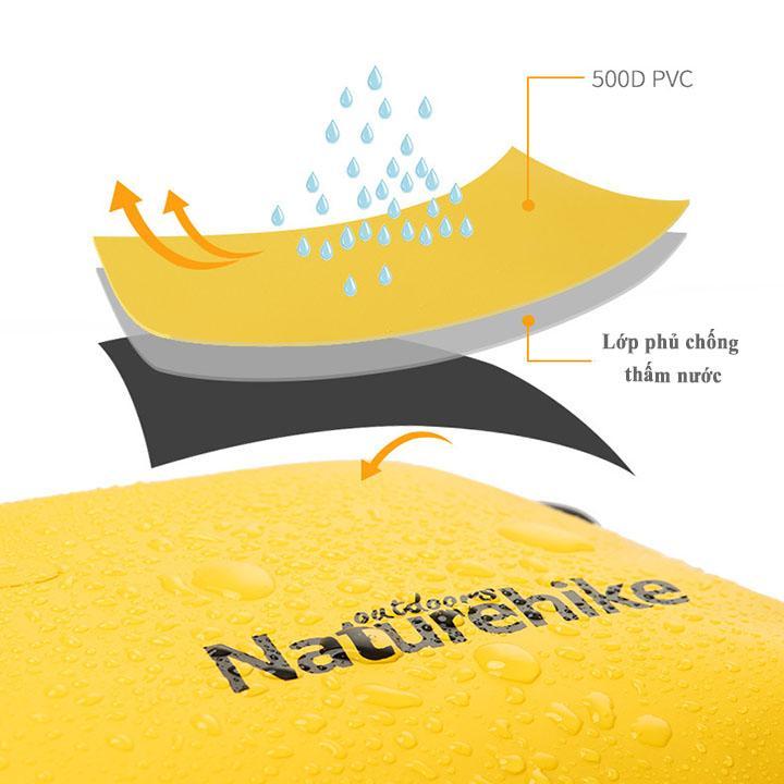 Túi Chống Nước Đeo Chéo THỜI TRANG đựng Điện Thoại Máy Ảnh cho Du Lịch Đi Biển ĐI Bơi NatureHike NH19SB005