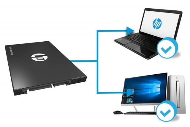 Ổ cứng SSD 120GB HP M700 2.5-Inch SATA III 12