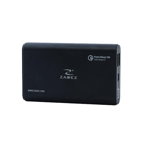 Pin Sạc Dự Phòng Type-C PD 10000 mAh 18W ZADEZ CPM-16PD - Hàng Chính Hãng