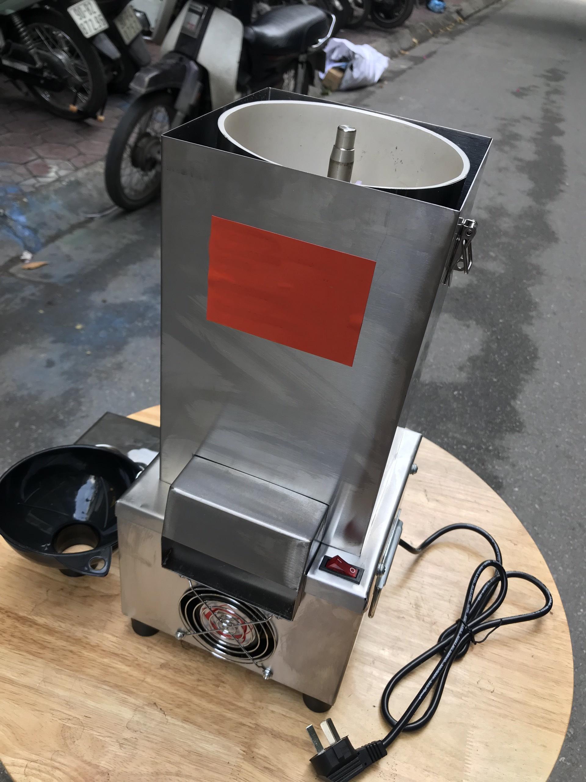 Máy bóc tỏi 100% inox thích hợp dùng trong gia đình, nhà hàng, quán ăn, ... 20kg/h