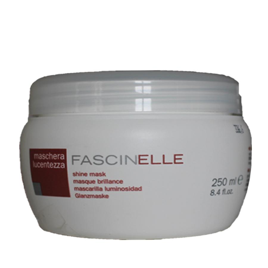 Kem ủ dưỡng bóng và suôn tóc FASCINELLE SHINE MASK - DMCDMC009