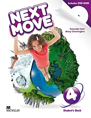Next Move 4 SB + ebook Pk