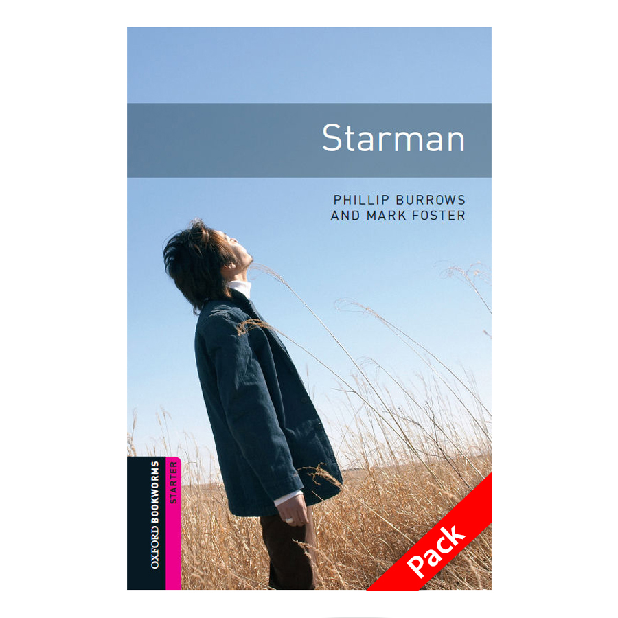 Oxford Bookworms Library (2 Ed.) Starter: Starman Audio CD Pack
