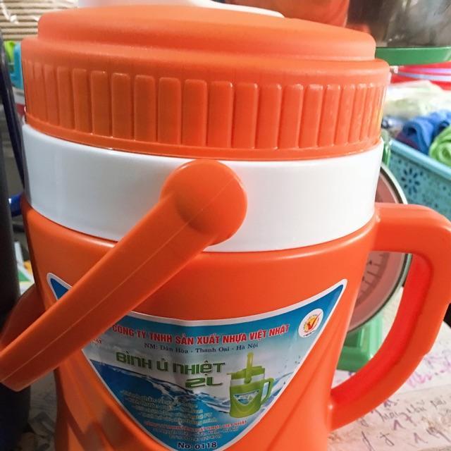 Bình giữ nhiệt 2 lít có vòi