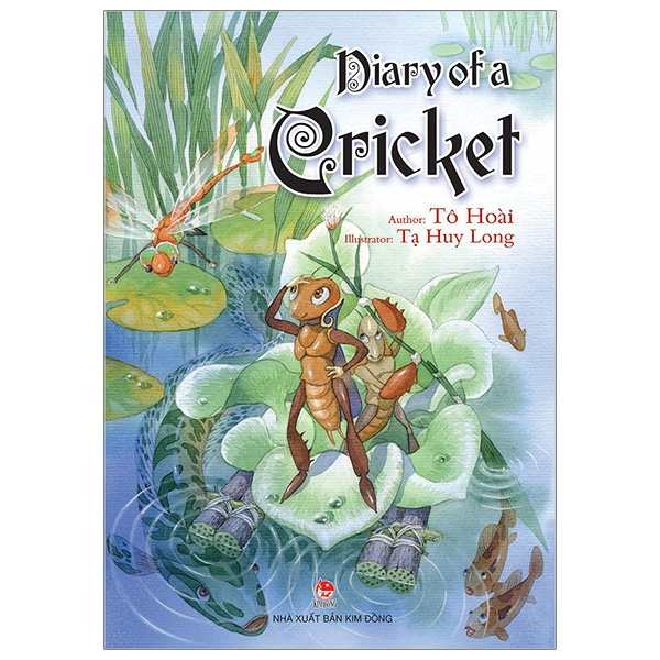 Diary Of A Cricket (Tái Bản 2019)