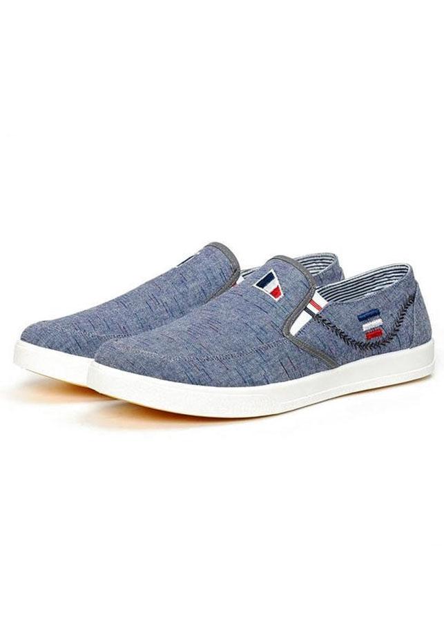 Giày lười vải nam ROZALO RM5414 - 2804018380790,62_2028393,300000,tiki.vn,Giay-luoi-vai-nam-ROZALO-RM5414-62_2028393,Giày lười vải nam ROZALO RM5414