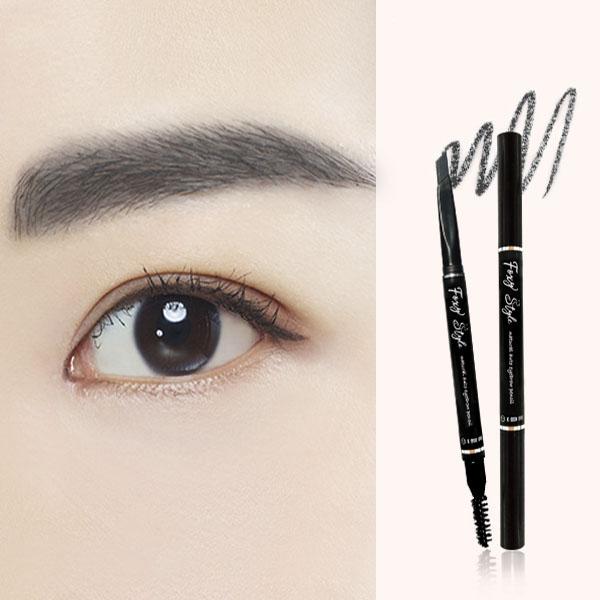 Chì kẻ mày Foxy Style Natural Auto Eyebrow Pencil