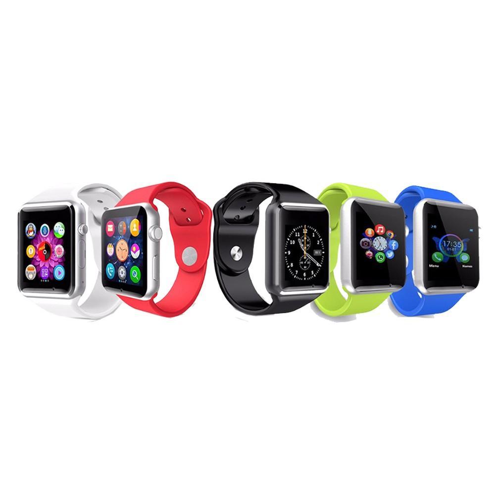 Đồng hồ thông minh A1 (Hồng) (giao tại Đà Nẵng)