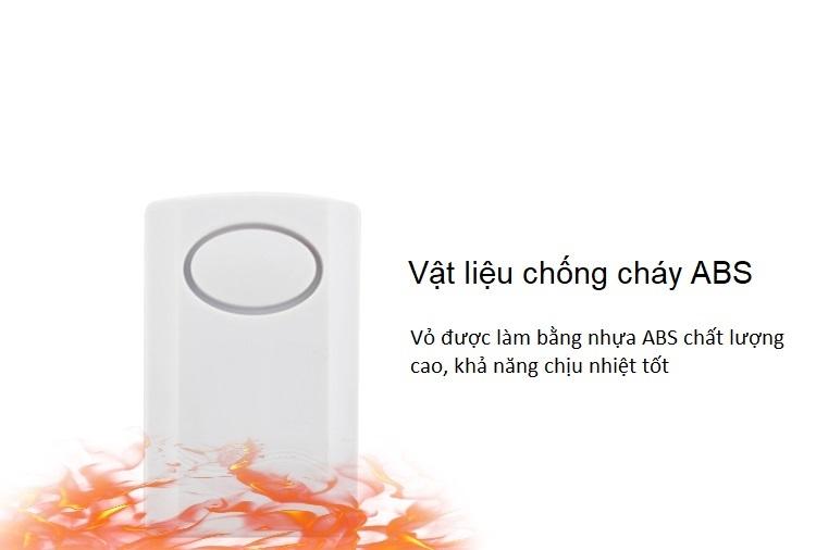 Thiết bị báo động thông min chống trộm máy tính cắm USB ( Tặng móc dán treo tường ngẫu nhiên )