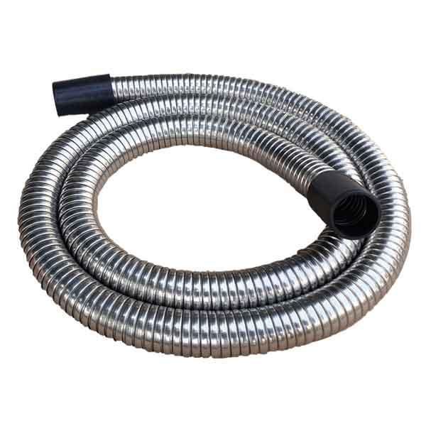 Dây inox bảo vệ dây dẫn gas