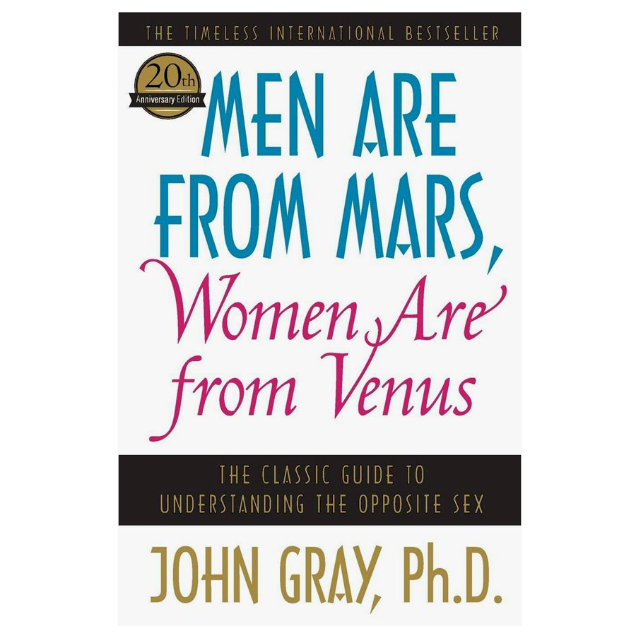 Men Are from Mars, Women Are from Venus: The Classic Guide to Understanding the Opposite Sex - 5385320231941,62_4435067,376000,tiki.vn,Men-Are-from-Mars-Women-Are-from-Venus-The-Classic-Guide-to-Understanding-the-Opposite-Sex-62_4435067,Men Are from Mars, Women Are from Venus: The Classic Guide to Understanding the Opposite Sex