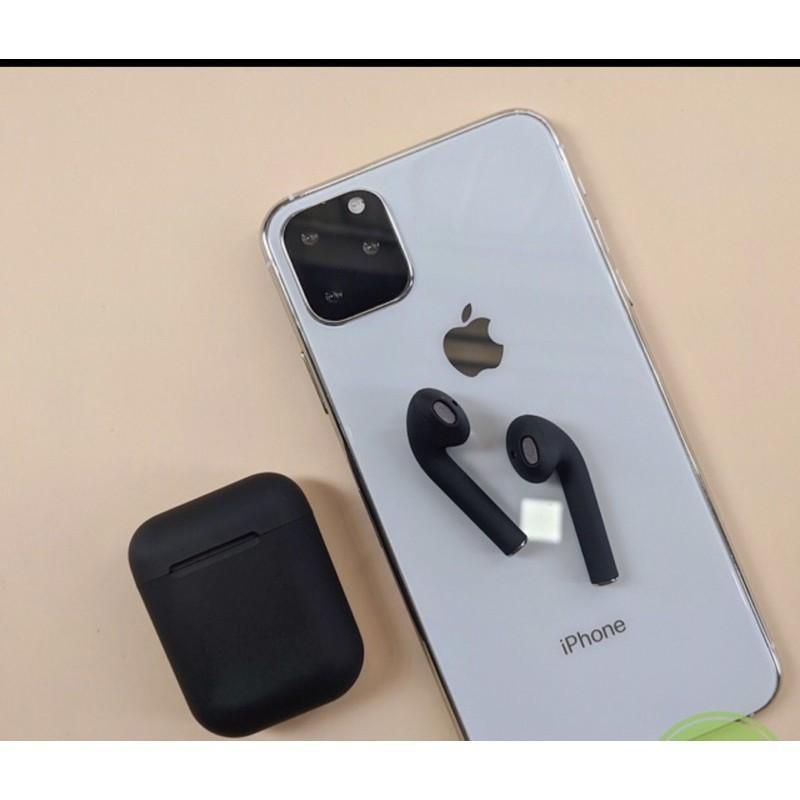 Tai nghe OEM bluetooth không dây 5.0 full màu Hàn Quốc điều khiển cảm biến âm thanh HIFI (giao màu ngãu nhiên)