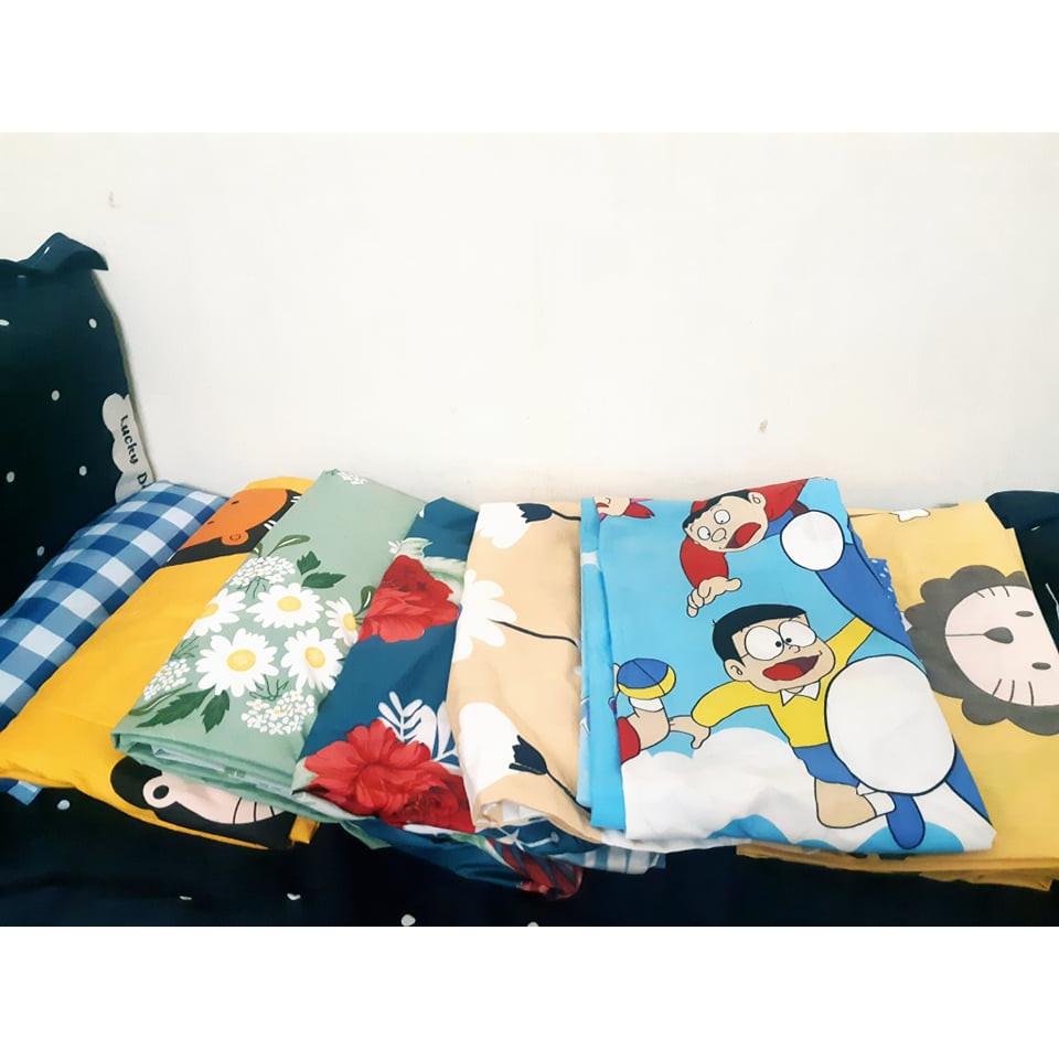 Áo Gối Cotton ( Giao màu ngẫu nhiên )