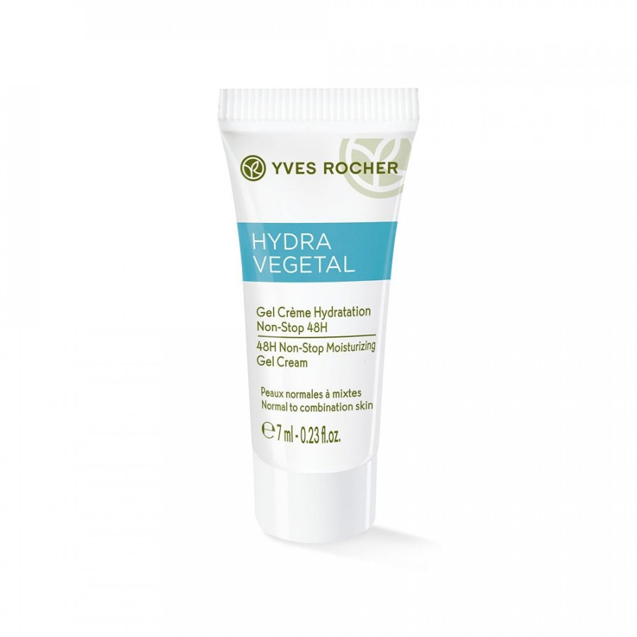 Kem Dưỡng Ẩm Yves Rocher Mini 48h Non-Stop Moisturizing Gel Cream 7ml