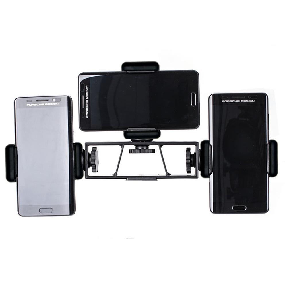 Khung 3 chân lắp giá kẹp điện thoại, ipad, micro SLR K6 - Hàng nhập khẩu
