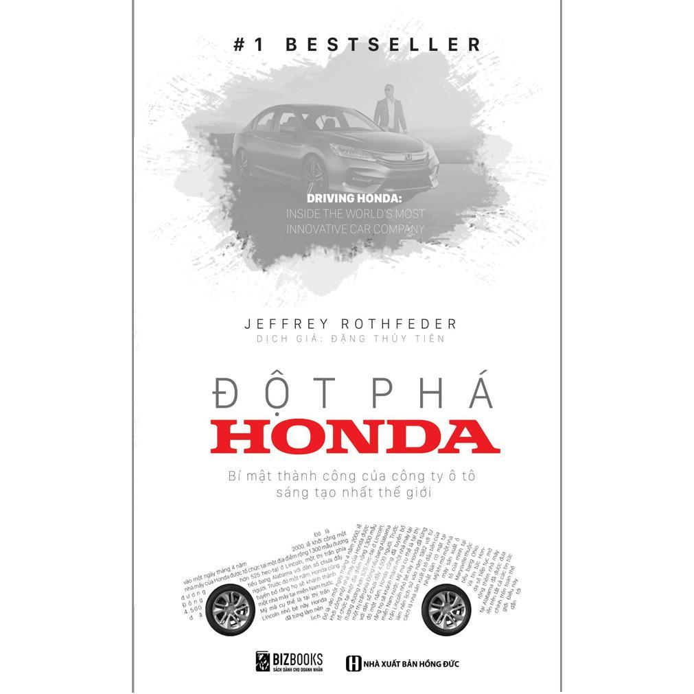 Đột phá Honda – Bí Mật Thành Công Của Công Ty Xe Sáng Tạo Nhất Thế Giới