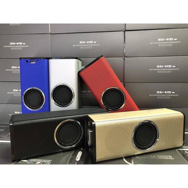 Kết quả hình ảnh cho Loa Nghe Nhạc Bluetooth Koleer H5