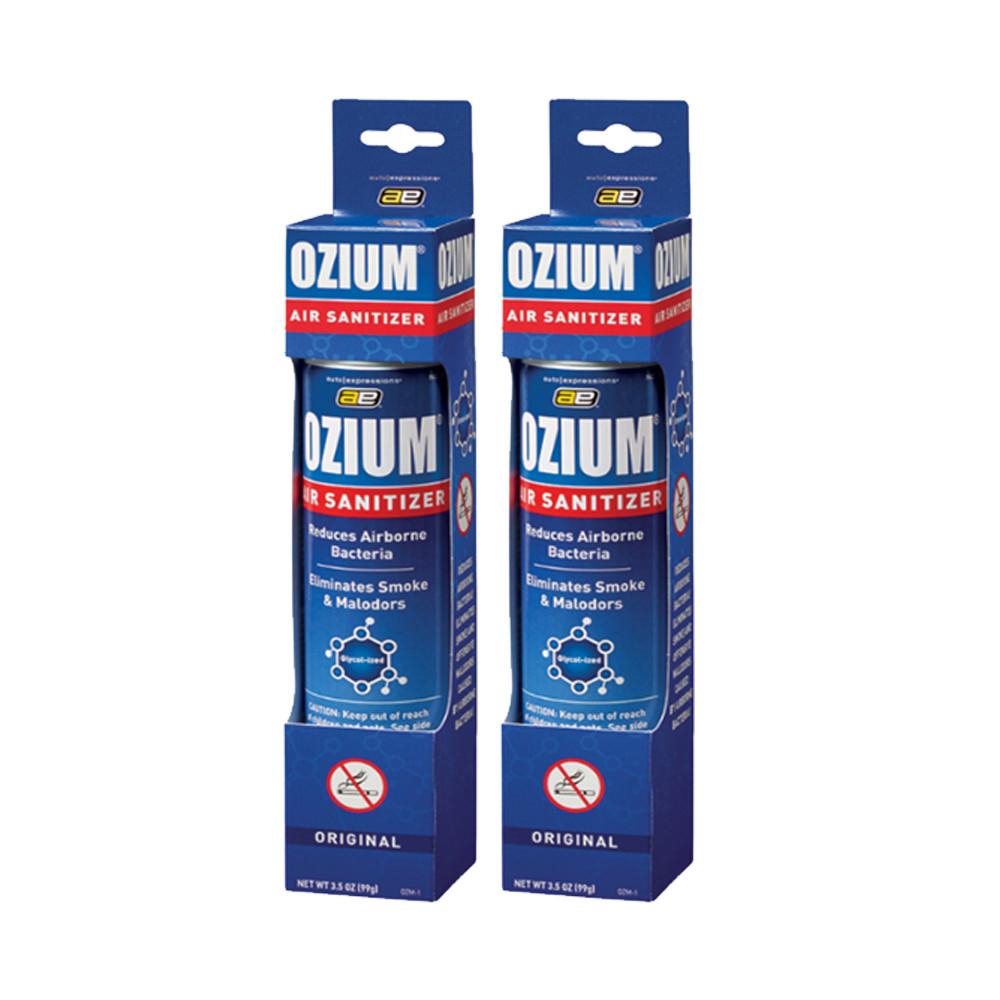 Bình xịt khử mùi Ozium Air Sanitizer Spray 3.5 oz (99g) Original/OZM-1-1pack