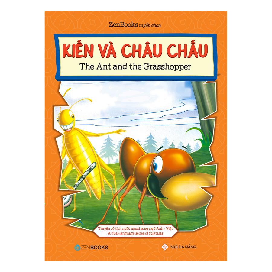 Bộ Truyện Cổ Tích Nước Ngoài Song Ngữ Anh – Việt - Tập 1 (5 Cuốn)
