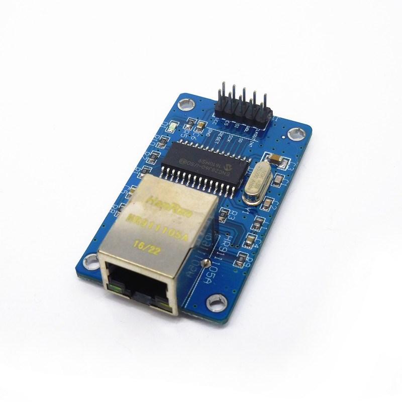 Module Ethernet ENC28J60 SPI