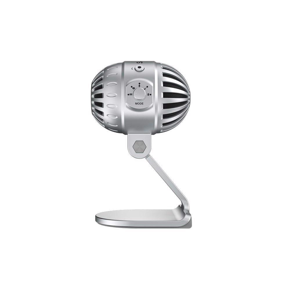 Micro Để Bàn Saramonic SmartMic MTV550- Hàng chính hãng