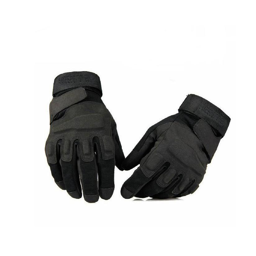 Găng tay phượt Blackhawk dài ngón găng tay bảo hộ xe máy