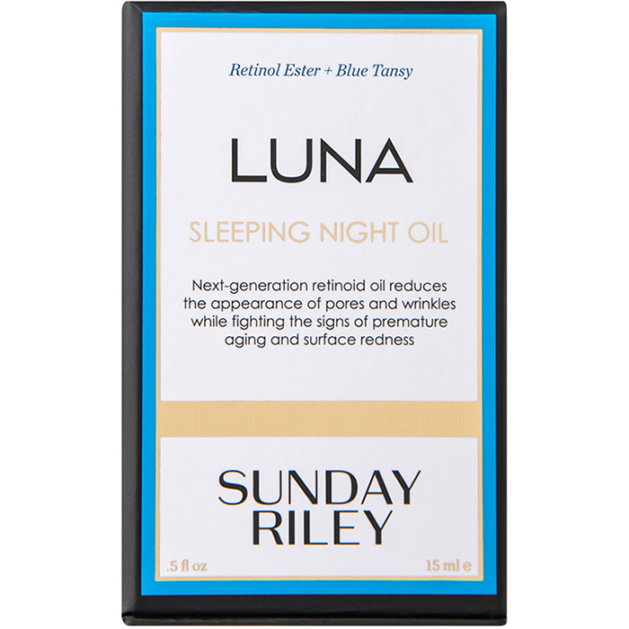 Dầu Dưỡng Da Sunday Riley Luna Sleeping 15ml