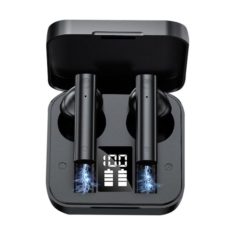 Tai Nghe Bluetooth nhét tai TWS earbuds 312 Nghe nhạc, đàm thoại - Hàng chính hãng