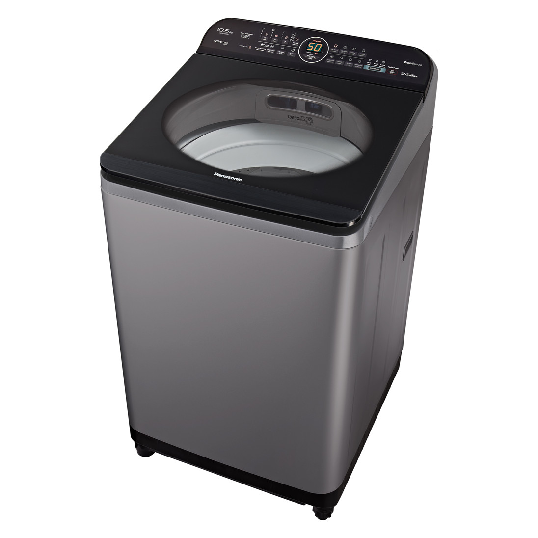 Máy giặt cửa trên PANASONIC inverter 11.5Kg NA-FD11AR1GV - HÀNG CHÍNH HÃNG (chỉ giao HCM)