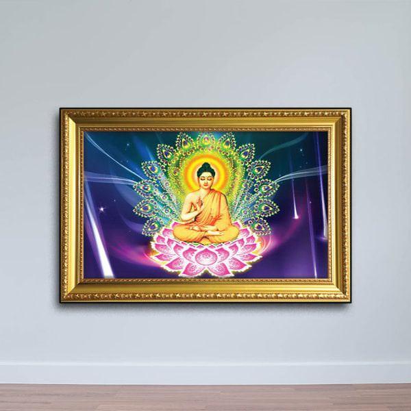 Tranh Phật Thích Ca Mâu Ni W728