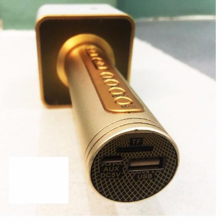 Micro Karaoke Bluetooth SD-08 ( Màu Giao Ngẫu Nhiên)