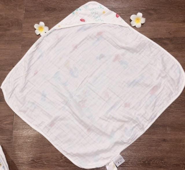Ủ Vuông chất liệu xô cho bé sơ sinh