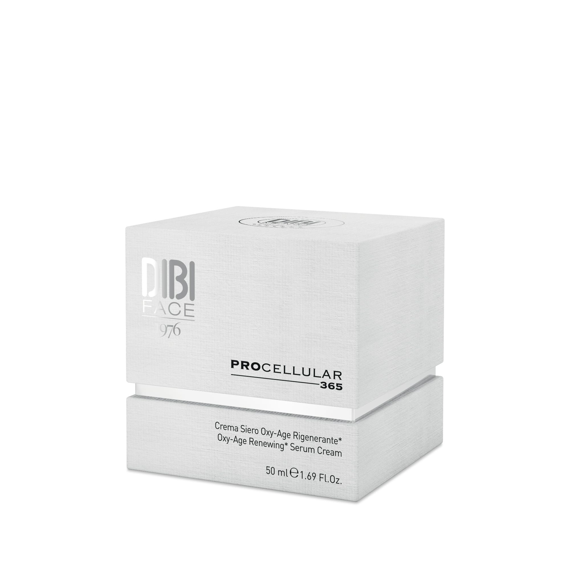 DIBI FACE PROCELLULAR 365 Oxy-Age Renewing Serum Cream