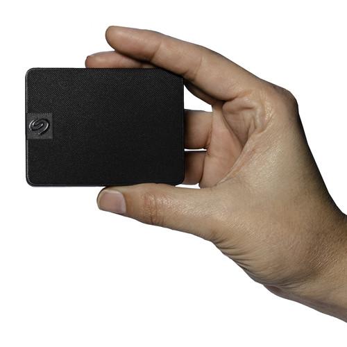 Ổ Cứng SSD Di Động Seagate Expansion 500Gb 2.5'' USB3.0 (STJD500400) - Hàng Chính Hãng
