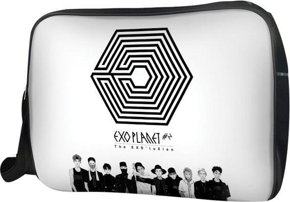 Túi Đeo Chéo Hộp Unisex Exo Planet - TCKC025 34 x 9 x 25 cm