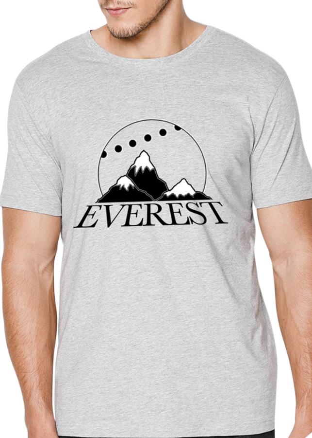 Áo Thun Nam Everest AokNAM408 - Xám