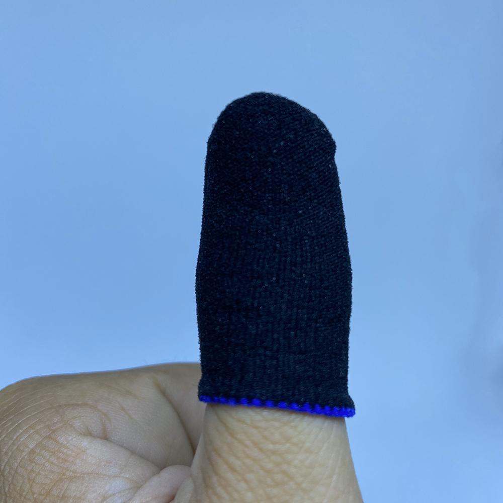 Găng tay chơi game cảm ứng bao ngón tay - Chống trượt, thoát mồ hôi tốt