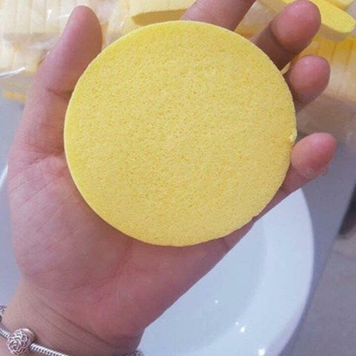 Combo 6 miếng mút rửa mặt MakeUp Puff