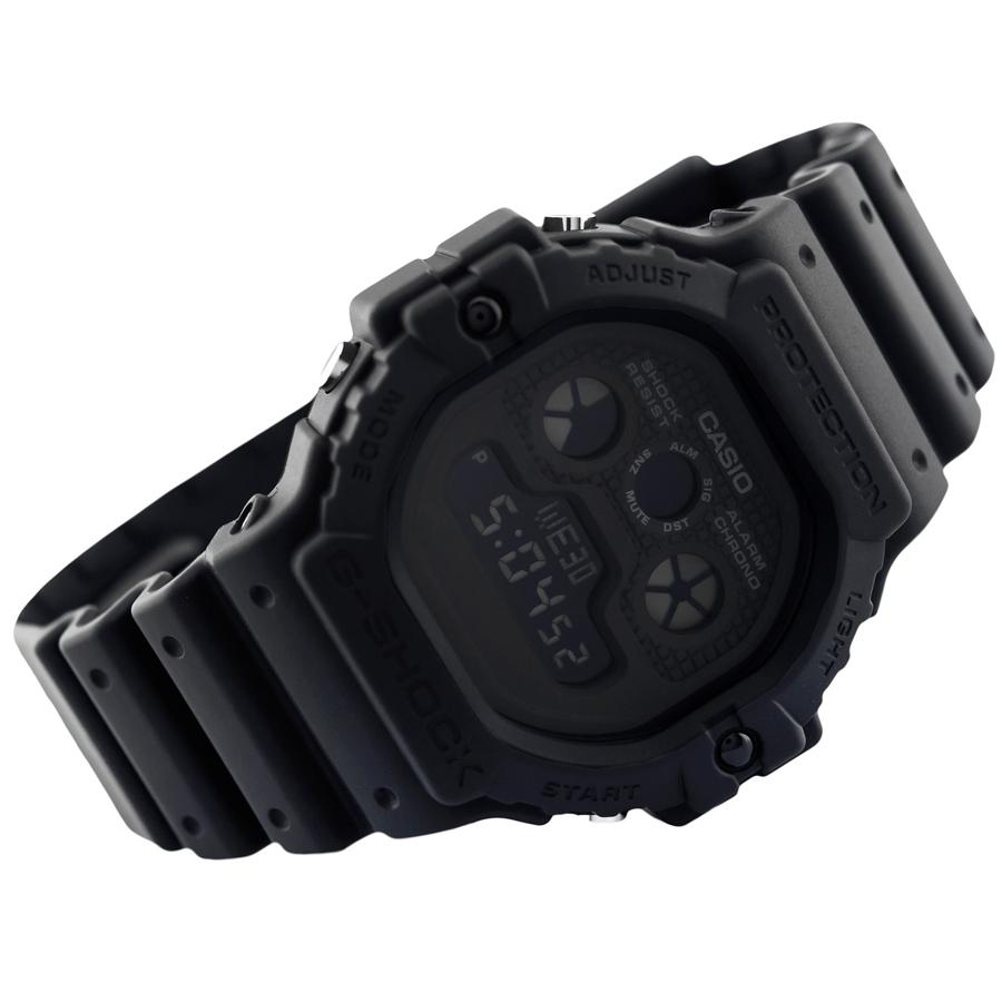 Đồng hồ nam dây nhựa Casio G-Shock chính hãng DW-5900BB-1DR