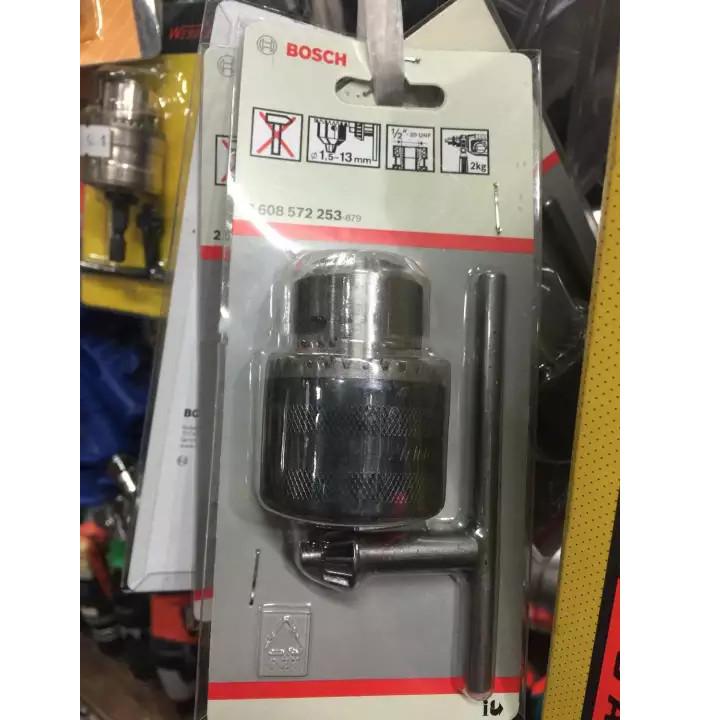 Đầu khoan có khóa Bosch 2608572253 (13mm)