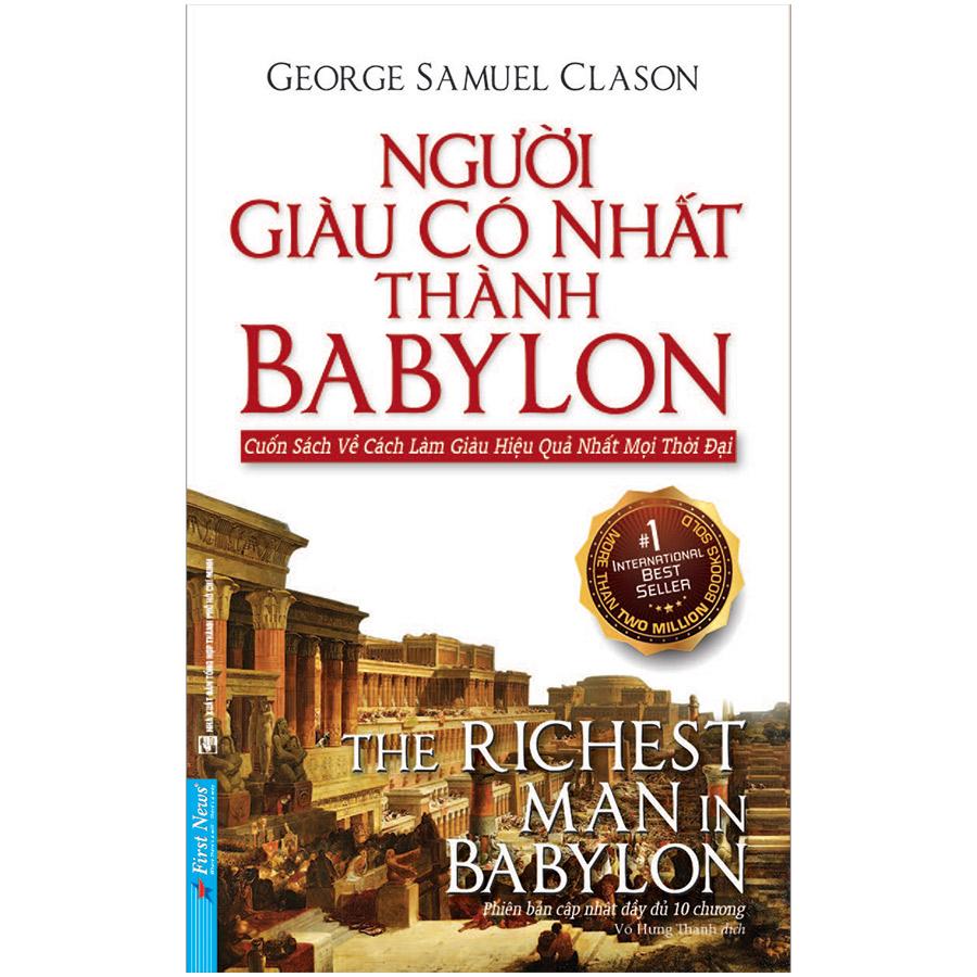 Người Giàu Có Nhất Thành Babylon (Tái Bản 2020) | Tiki