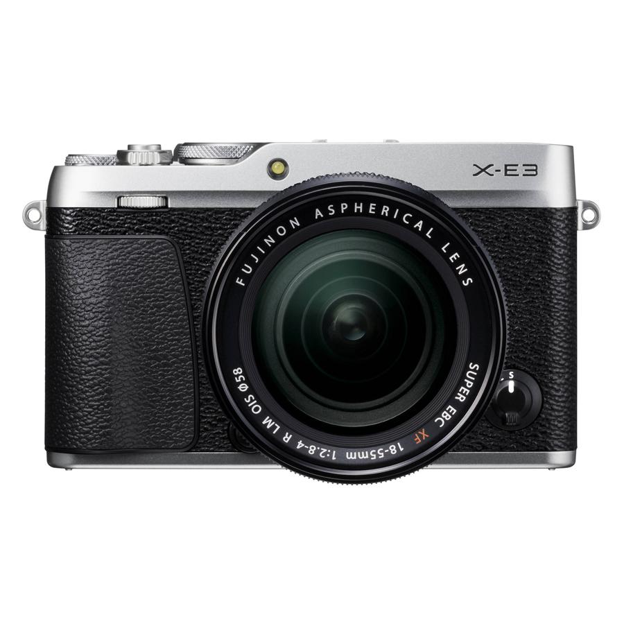 Combo Máy Ảnh Fujifilm X-E3 Kit 16-50 OIS-Tặng Thẻ 32GB + Túi Máy + Tấm Dán LCD - Hàng Chính Hãng