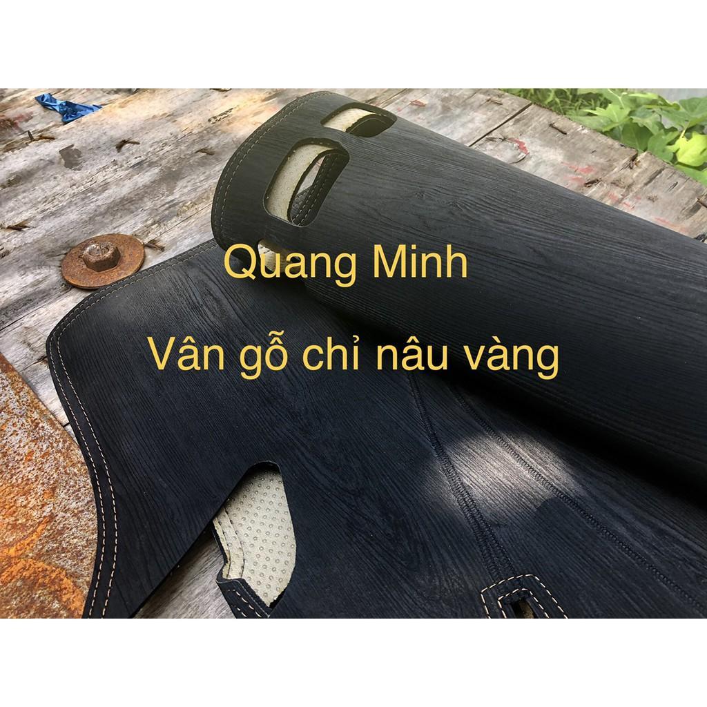 THẢM TAPLO VÂN GỖ SANG TRỌNG DÀNH CHO XE KIA MORNING